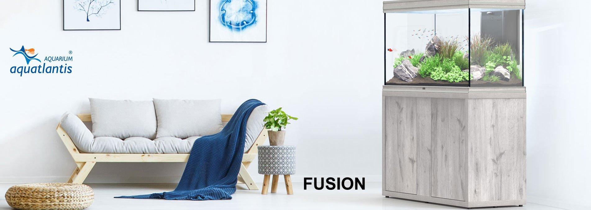 Aquatlantis Fusion Aquarien, Bild 1