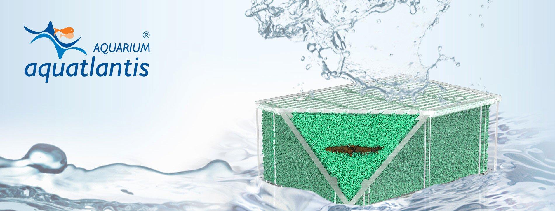Aquarium Filter Systeme von Aquatlantis