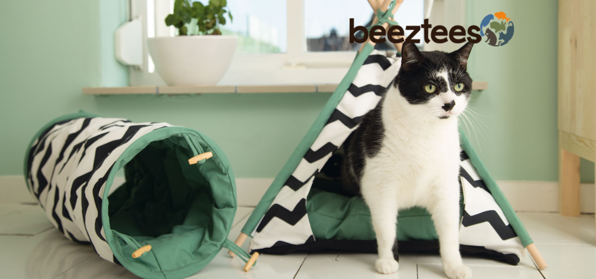 Beeztees Katzenzubehör Fresh, Bild 1