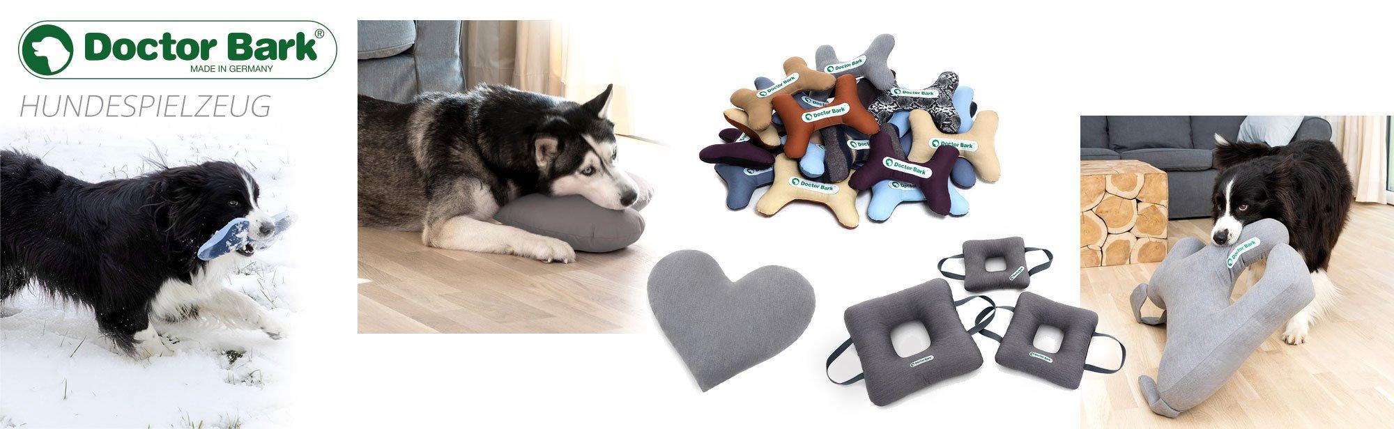 Doctor Bark Hundespielzeug