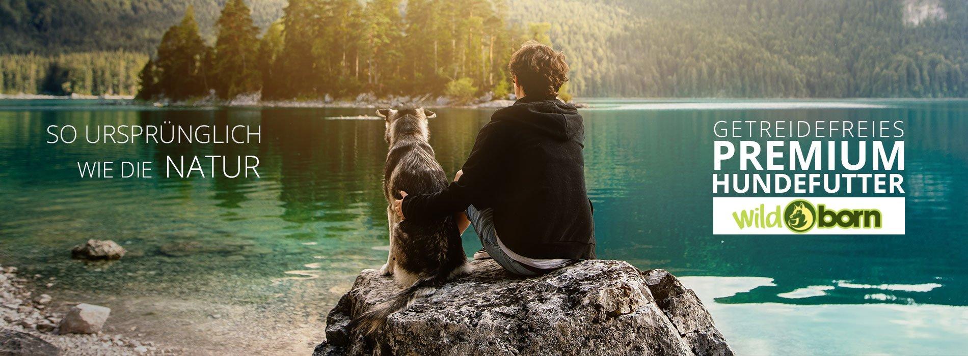 Wildborn Hundefutter Onlineshop