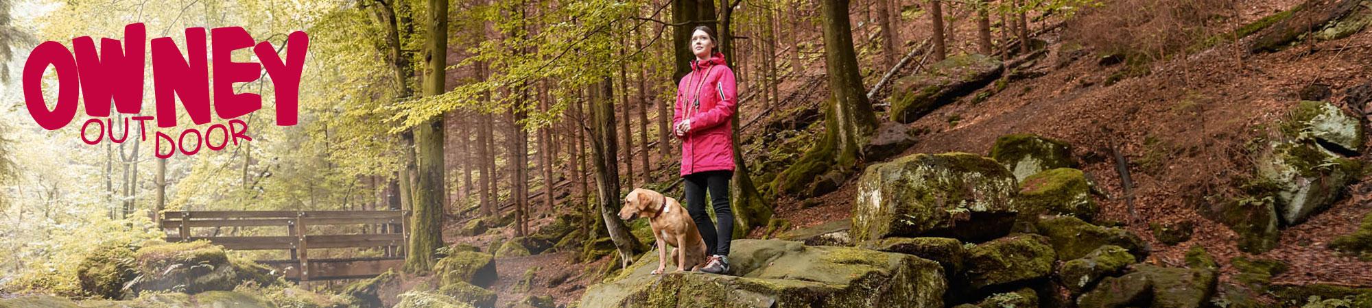 Owney Online Shop - Outdoor Bekleidung für Hundehalter, Bild 1