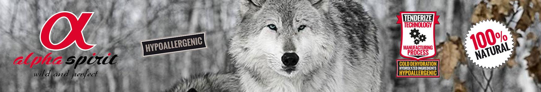 Alpha Spirit Snacks für Hunde