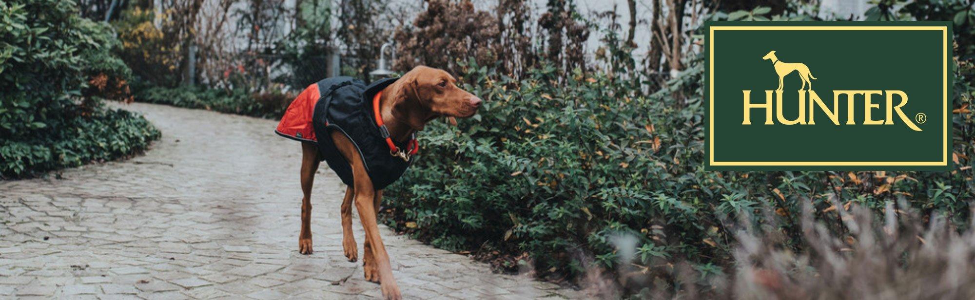 Hunter Hundemantel. Hundemäntel in höchster Qualität