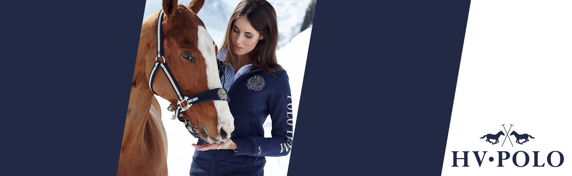 HV Polo Markenshop mit Reitzubehör und Reitbekleidung