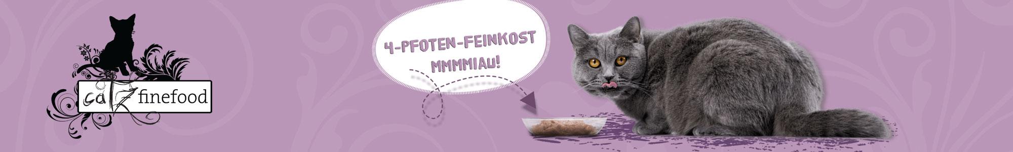 catz finefood Katzenfutter