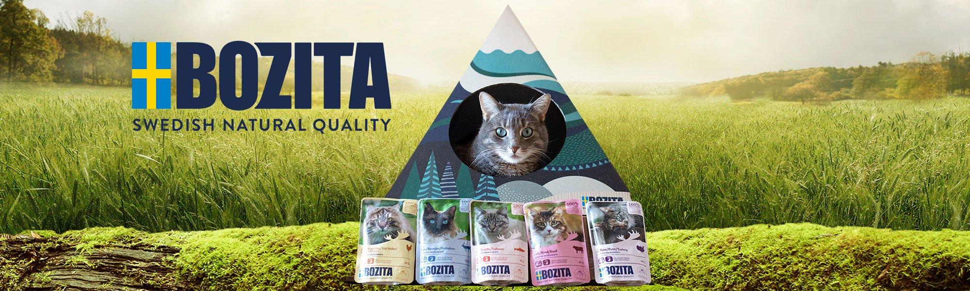 Bozita Katzenfutter günstig, Bild 1