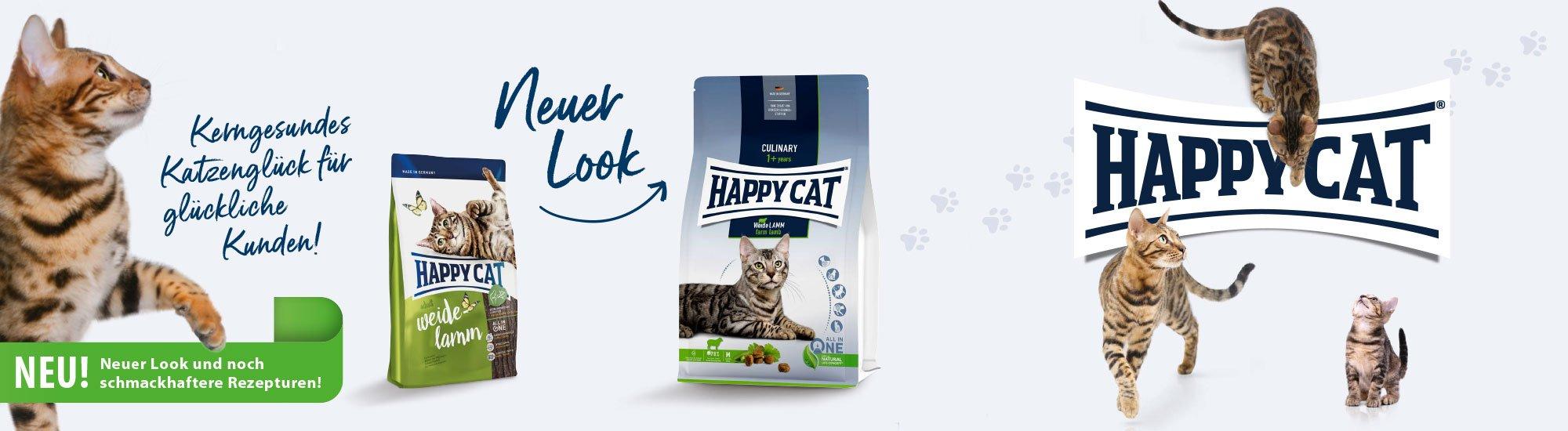 Happy Cat Adult Katzenfutter