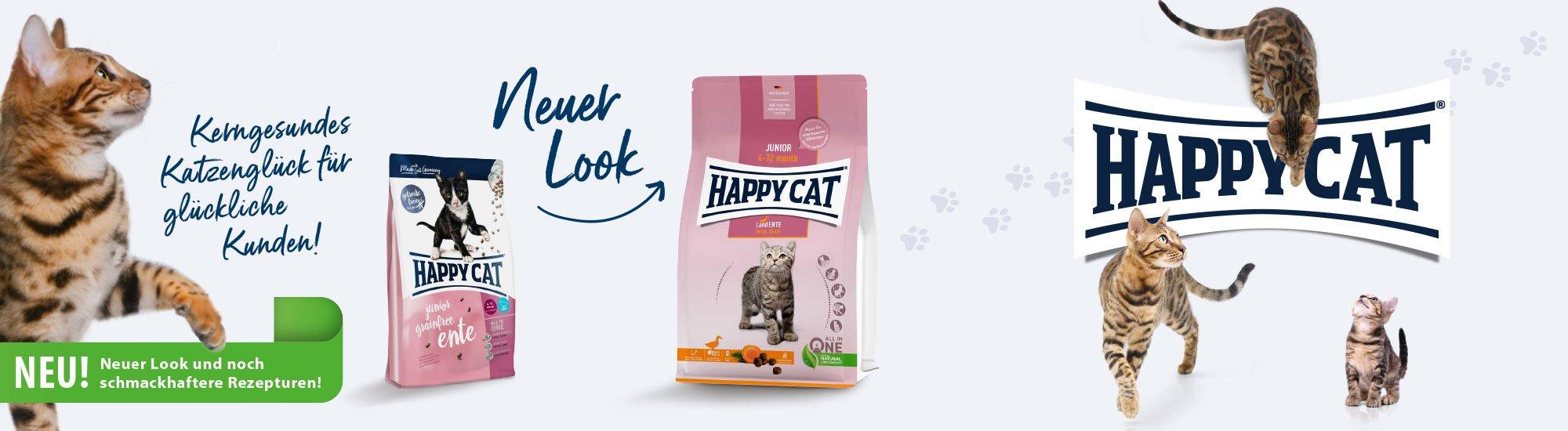 Happy Cat Junior Katzenfutter