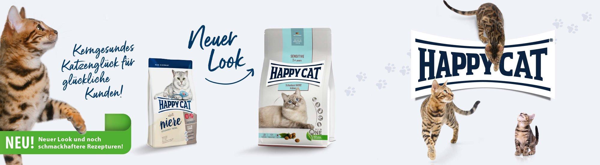 Happy Cat Sensitive Grainfree Katzenfutter