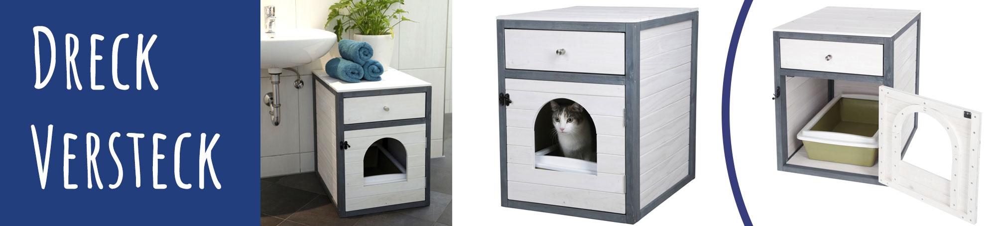 Schränke für Katzentoiletten, Bild 1