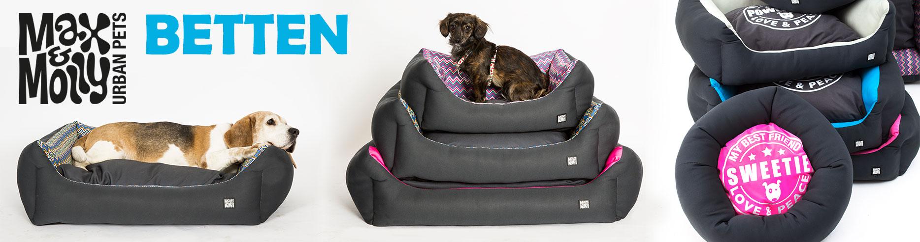 Max & Molly Hundebetten