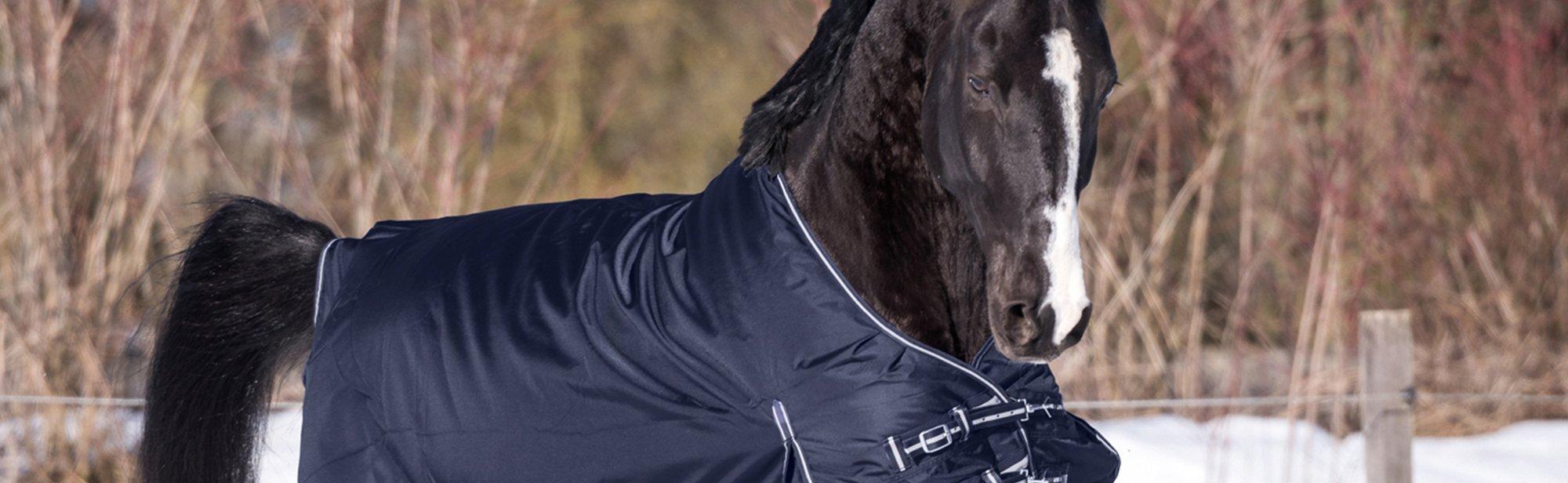 Outdoordecken für Pferde