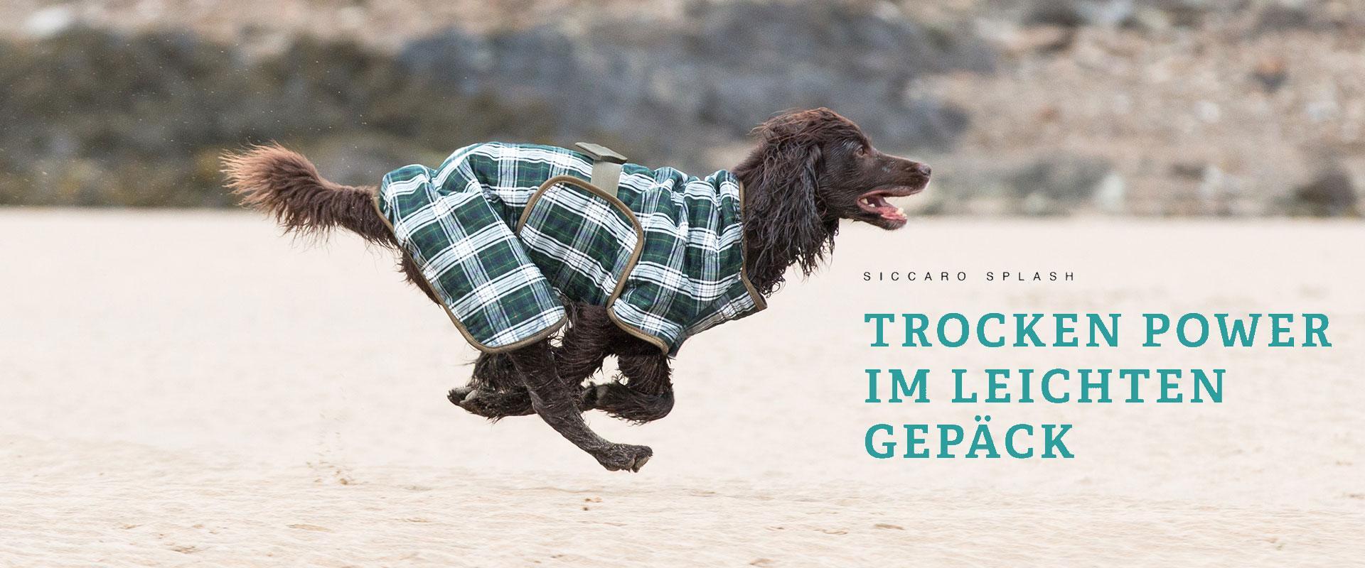 SICCARO Bademäntel, Hundemäntel und Trockenhandschuhe für Hunde, Bild 3