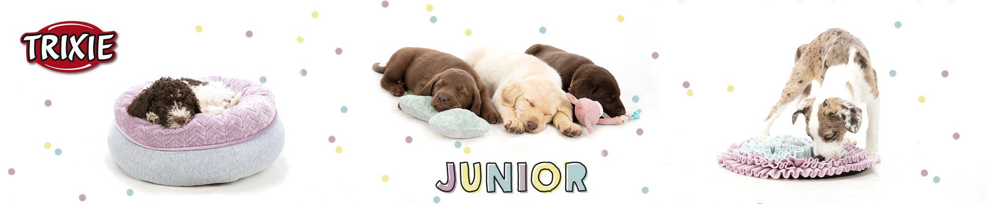 TRIXIE Junior - Kollektion für Welpen und Kitten, Bild 1