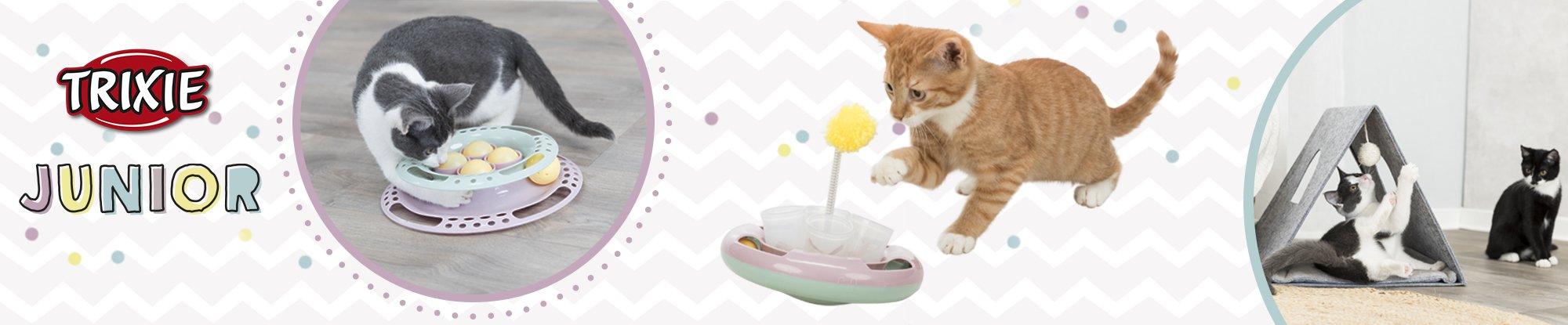 TRIXIE Junior - Kollektion für Welpen und Kitten, Bild 2