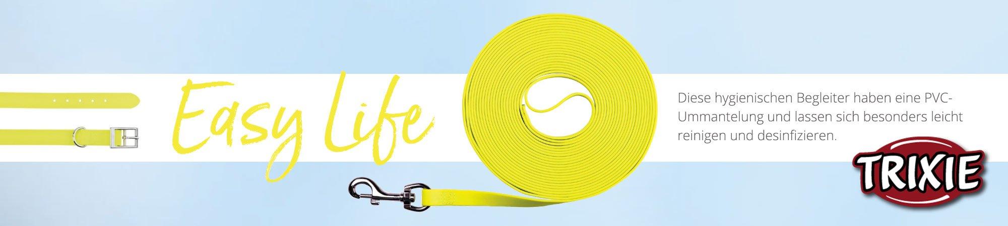 Trixie Easy Life Halsbänder, Leinen und Geschirre