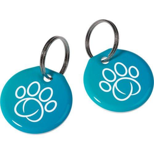 Sure Petcare 2x SureFlap Halsbandanhänger RFID, Set mit 2 RFID-Halsbandanhängern, ø 2,5 cm