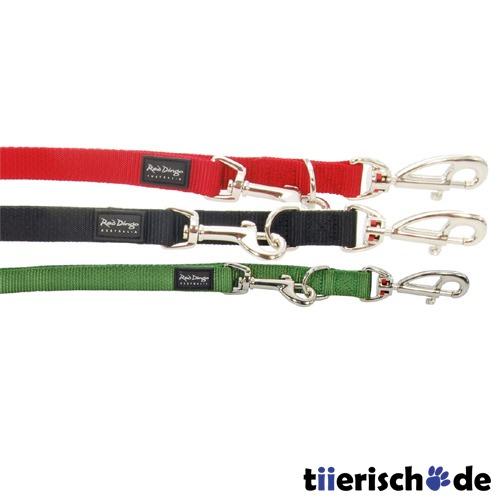 Red Dingo Hundeleine einfarbig Uni, Bild 11