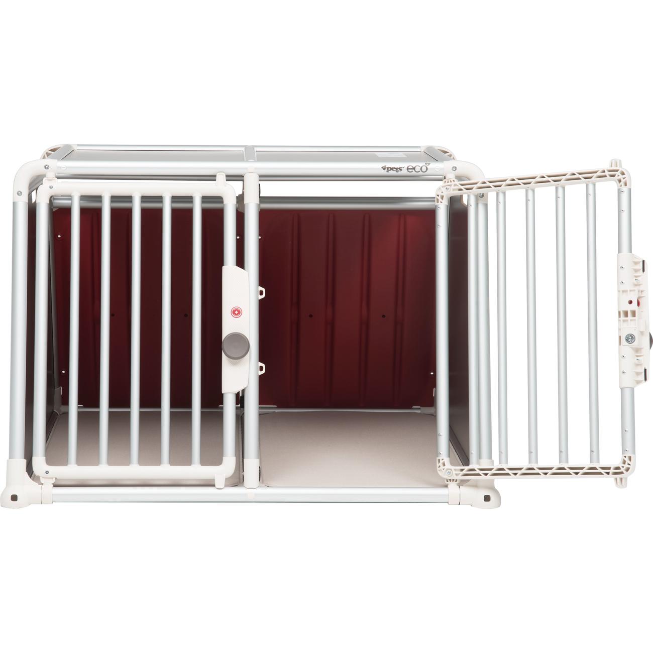 4pets Alu Autobox für 2 Hunde ECO 22, Bild 3