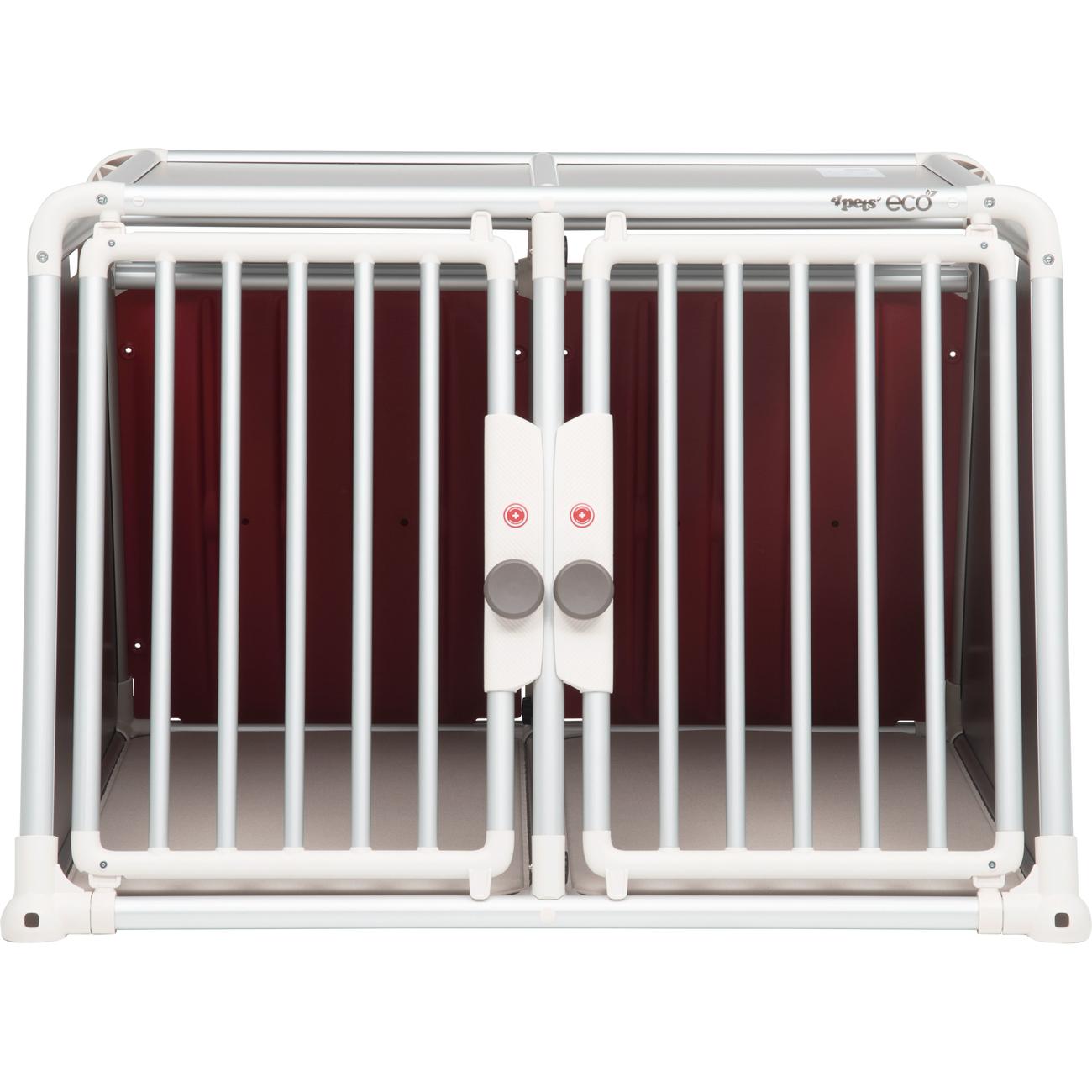 4pets Alu Autobox für 2 Hunde ECO 22, Bild 2