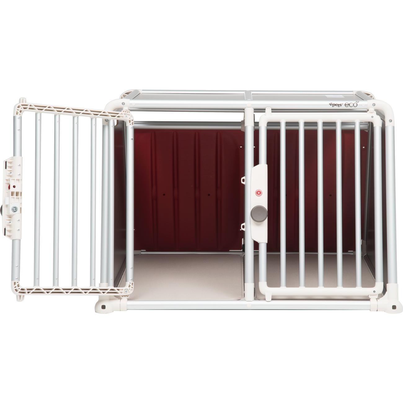 4pets Alu Autobox für 2 Hunde ECO 22, Bild 5
