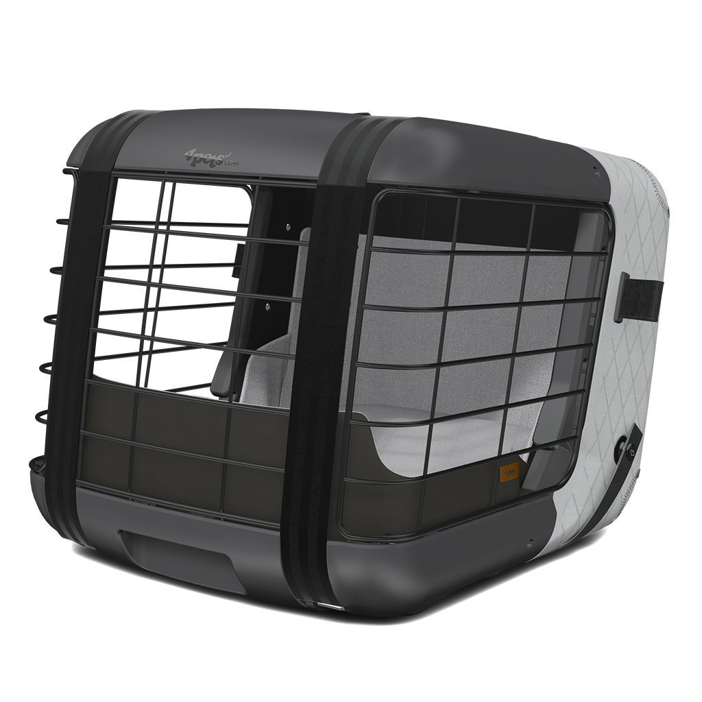 4pets Dog Caree Hundebox Transportbox für Hunde
