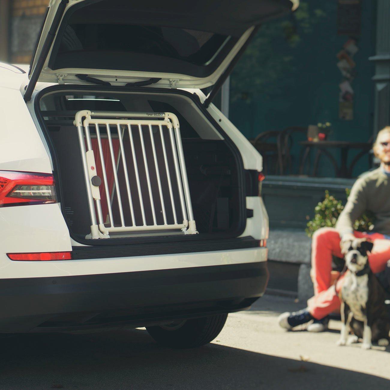4pets Hundebox fürs Auto ECO 3, Bild 2