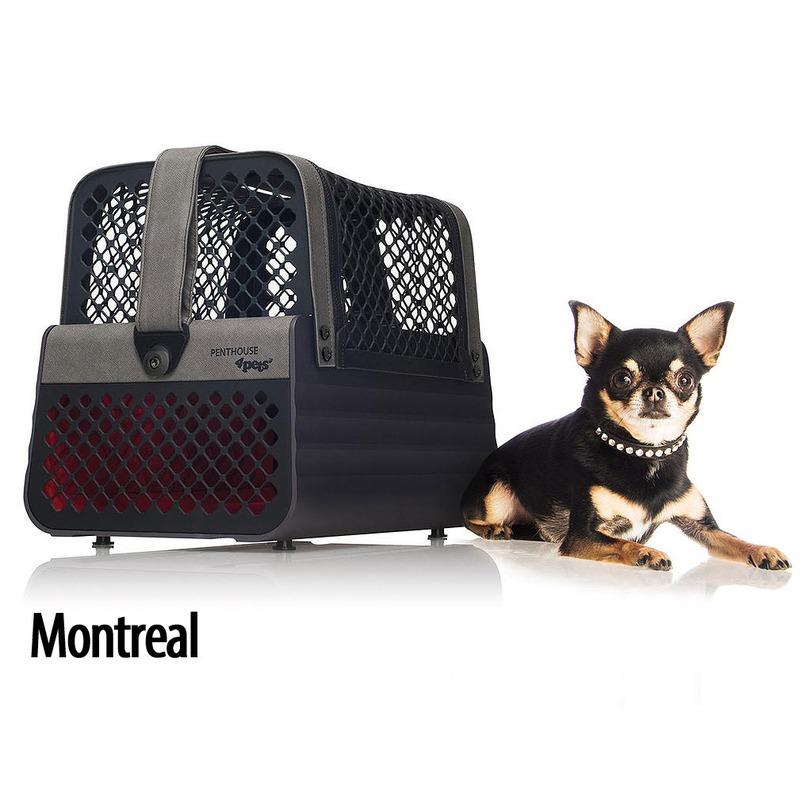 4pets Penthouse Autotransportbox, Montreal Set