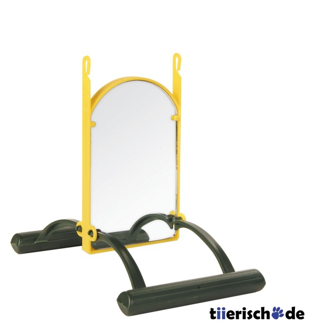 TRIXIE Landeschaukel mit Spiegel für Vögel 5359