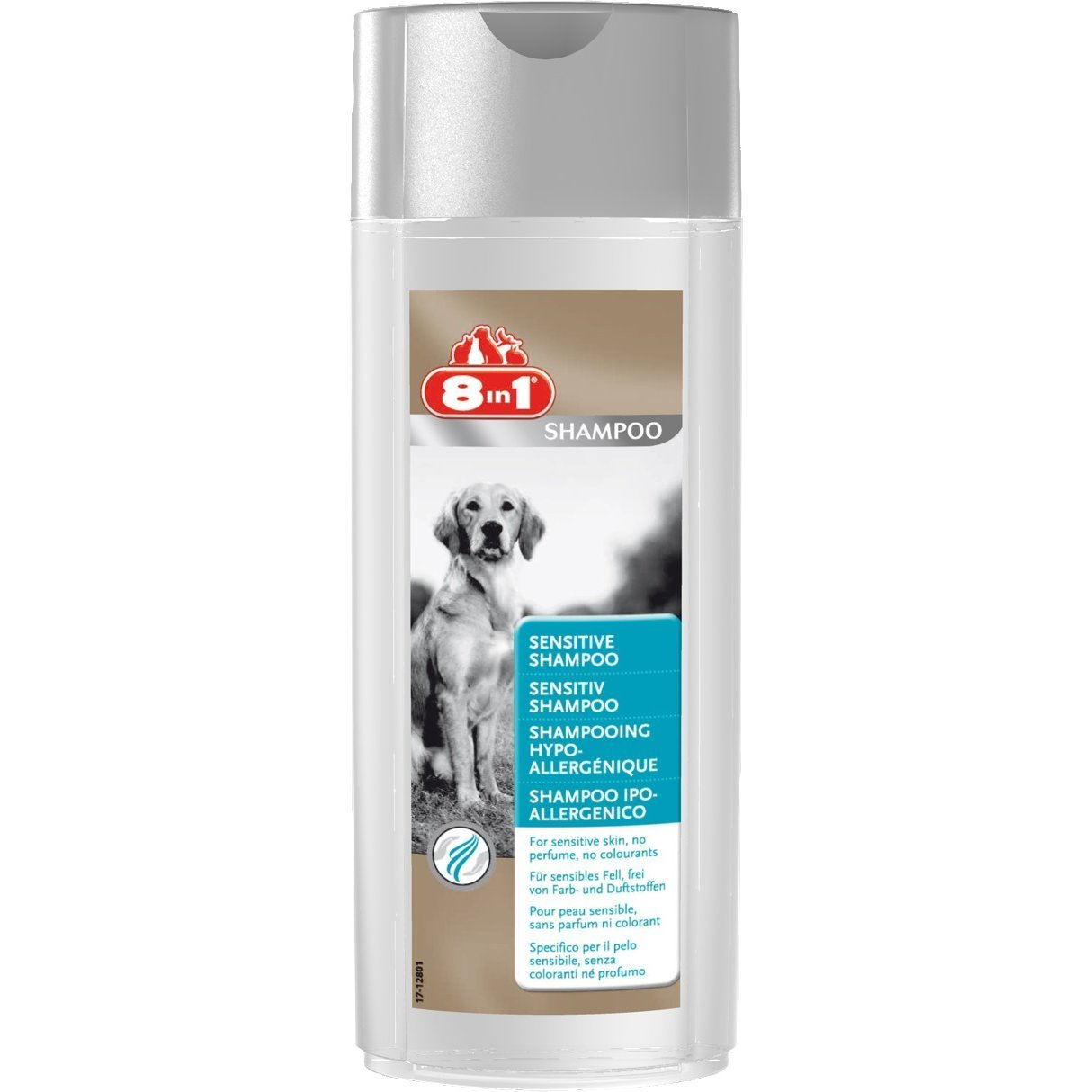 8in1 Hundeshampoo Sensitiv, 250 ml