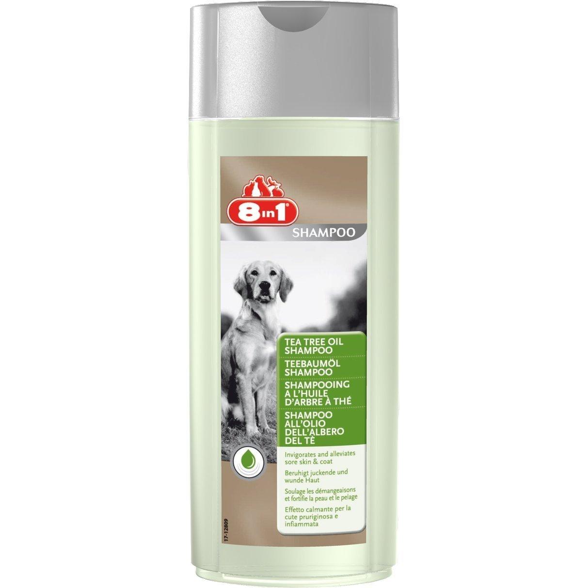 8in1 Teebaumöl Hunde Shampoo, 250 ml