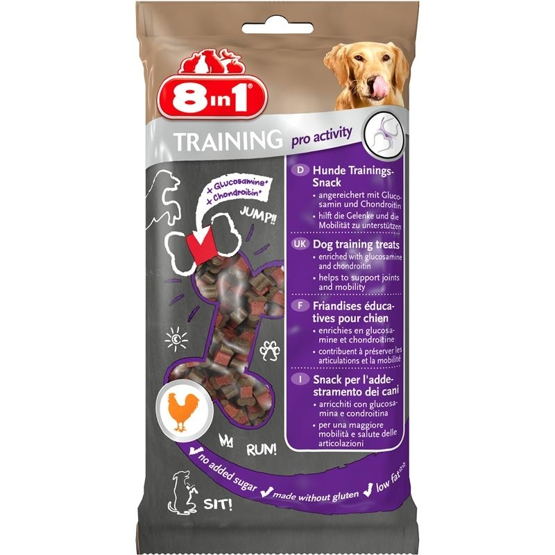 8in1 Training Hundesnacks