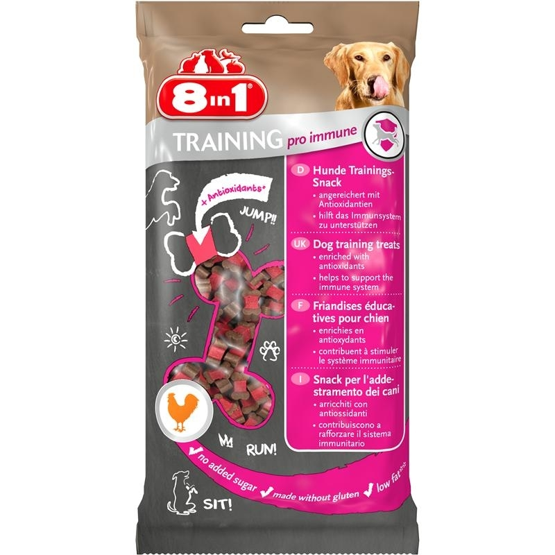 8in1 Training Hundesnacks, Pro Immune 100 g