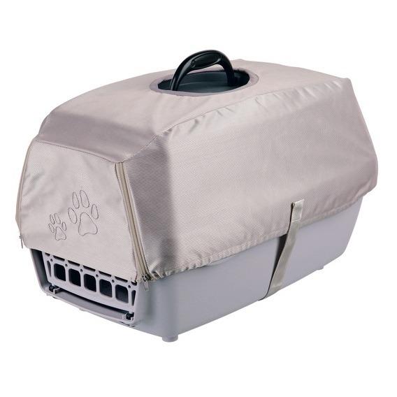 TRIXIE Abdeckung für Transportbox Capri 1 und Gulliver 1 39846, Bild 2