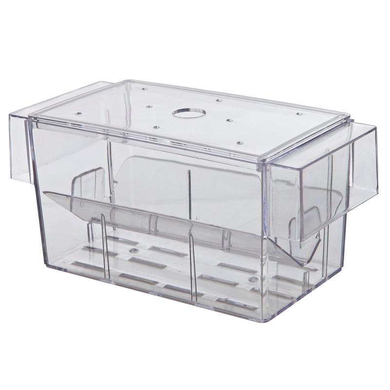 Trixie Ablaichkasten Aquarium Kunststoff, 16×7×7 cm