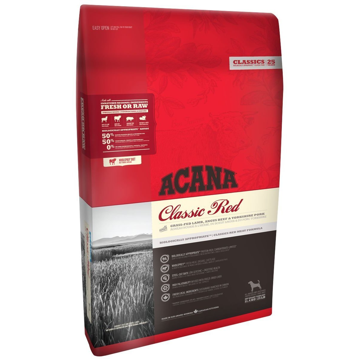 Acana Classic Red Hundefutter, Bild 2