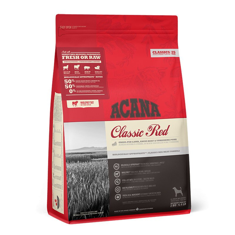 Acana Classic Red Hundefutter