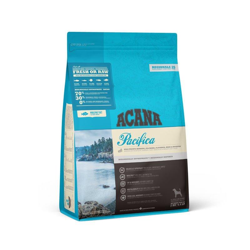 Acana Pacifica getreidefreies Hundefutter, 2 kg