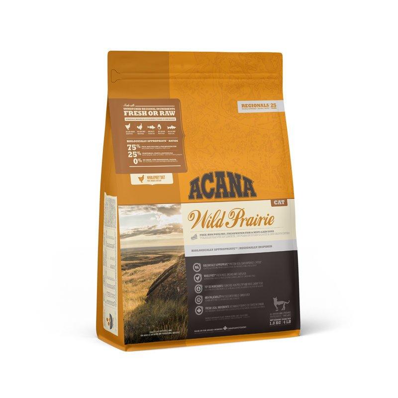 Acana Regionals Wild Prairie Katzenfutter, 1,8 kg