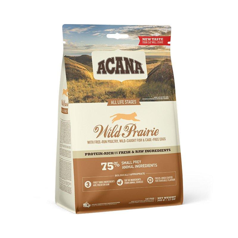 Acana Wild Prairie Katzenfutter, 340 g