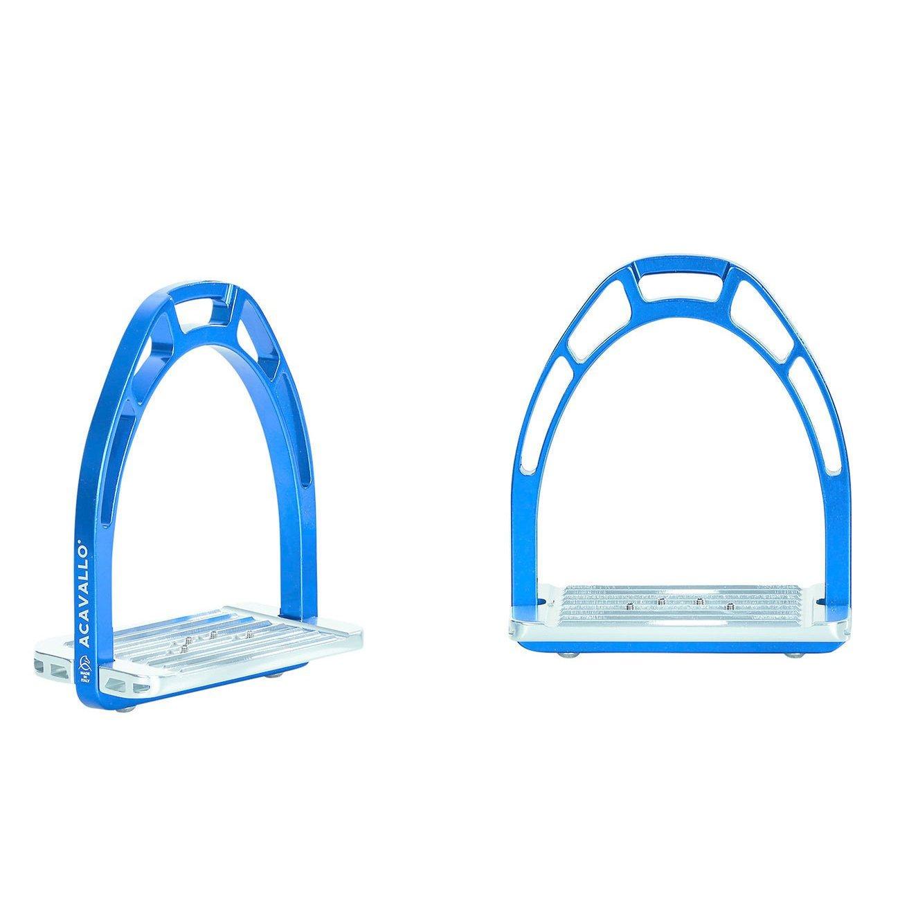 BUSSE Acavallo Steigbügel Arco Alupro, blau