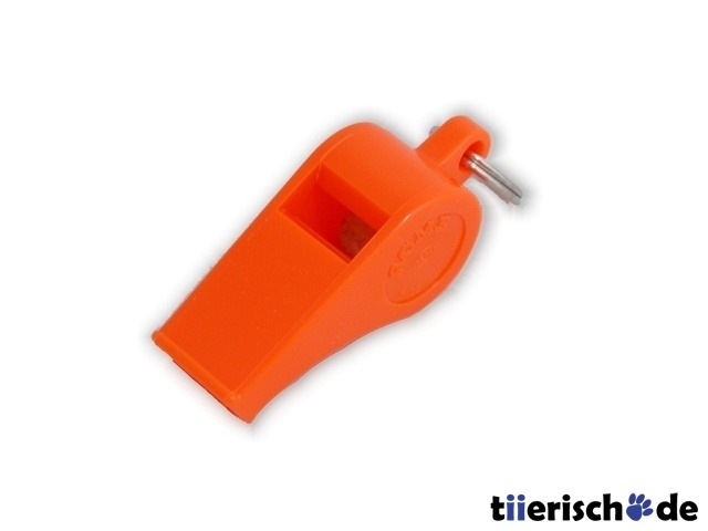 ACME Thunderer Trillerpfeife, 660 orange