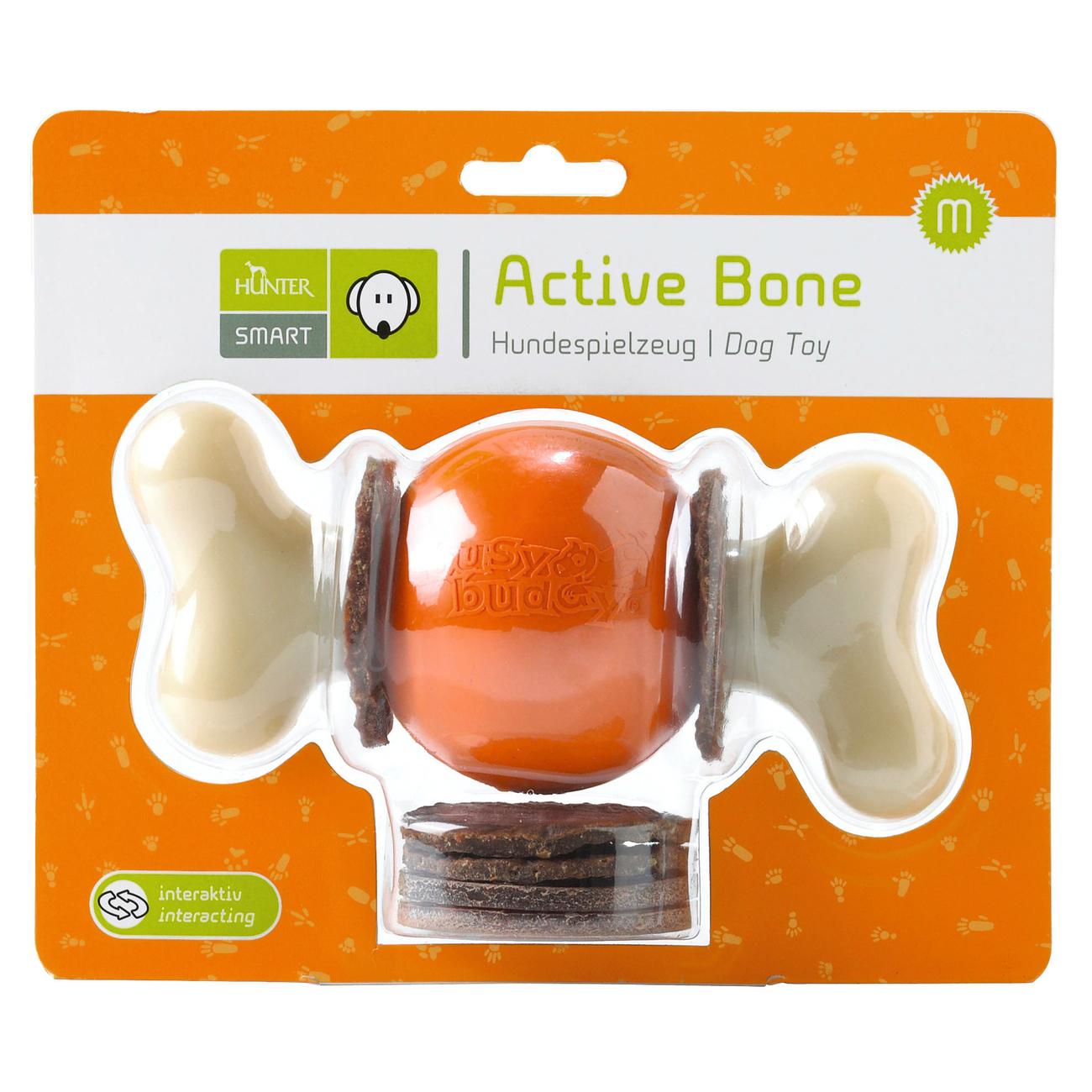 Hunter Active Bone interaktives Snackspielzeug für Hunde