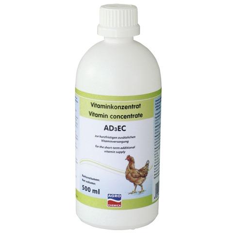 Agrochemica AD3EC Vitaminkonzentrat, 500 ml