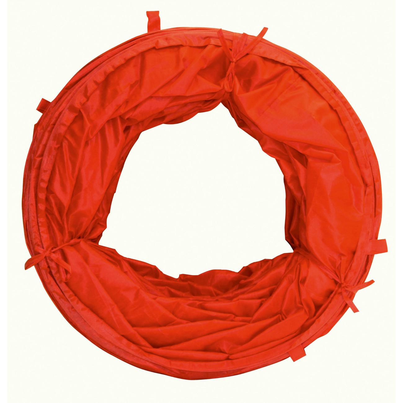 Kerbl Agility Hundetunnel rot, 5m, Bild 4