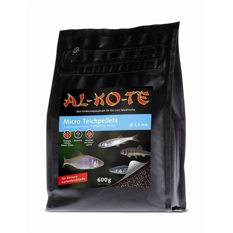 Allco AL-KO-TE Micro Teichpellets, 600g