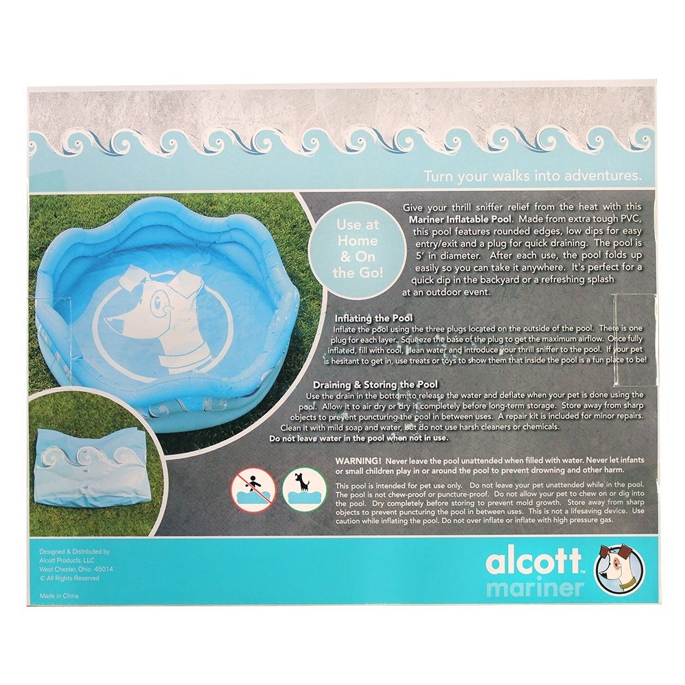 Alcott Hundepool, Bild 4