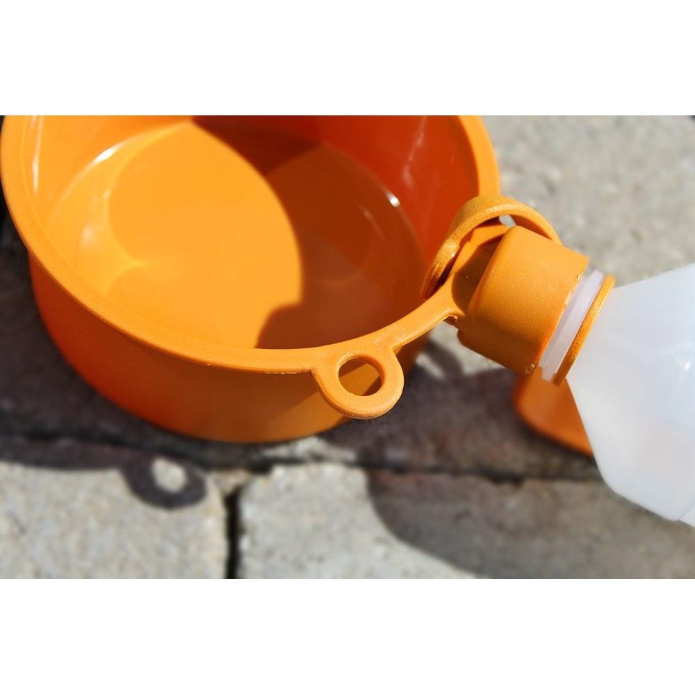 Alcott Trinkflasche mit Napf, Bild 3
