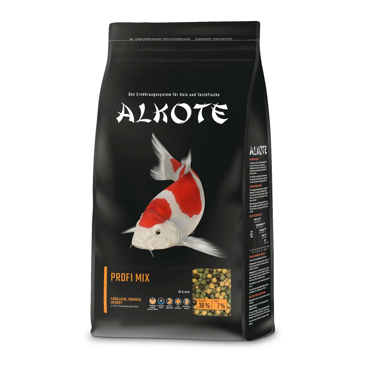AL-KO-TE Alkote Koifutter Premium Profi Mix, Bild 2